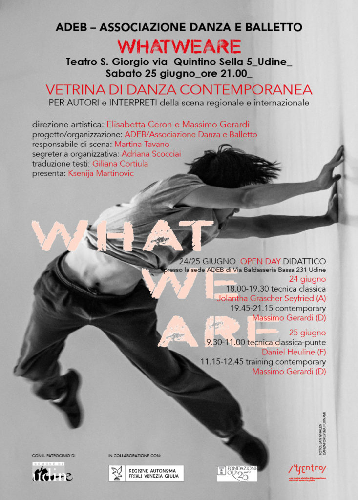 what we are programma