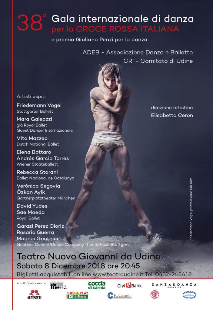 locandina gala F V 2018