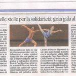 ARTICLE MESSAGGERO VENETO