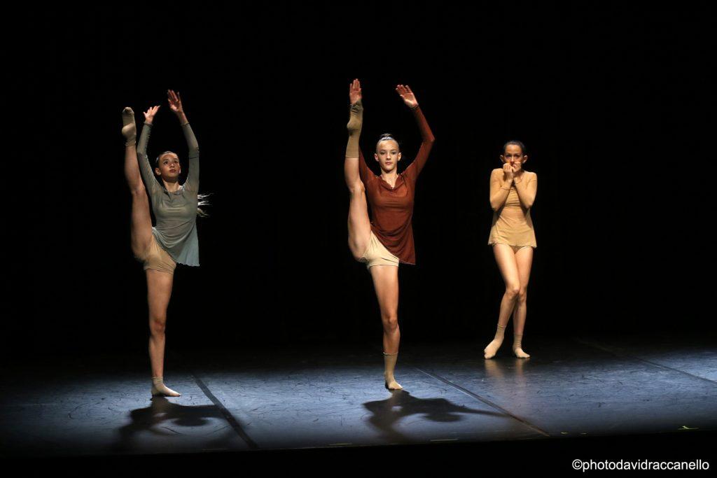 ADEB : Chiara Bastianello, Michela Cleva e India Damo